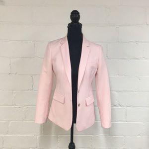 Banana Republic Jackets & Coats - Banana Republic Long and Lean Blazer in Soft Pink